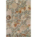Hand Tufted Louth New Zealand Wool Area Rug (5' x 8')