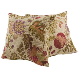 Primrose Square Decorative Pillows (Set of 2)
