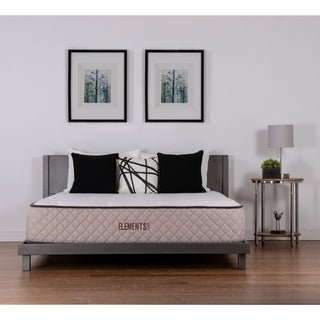 nuform allure talalay latex soft medium firm 11inch queensize mattress