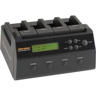 Aleratec Copy Dock 1:3 Hard Drive Duplicator|https://ak1.ostkcdn.com/images/products/6450671/P14050436.jpg?impolicy=medium