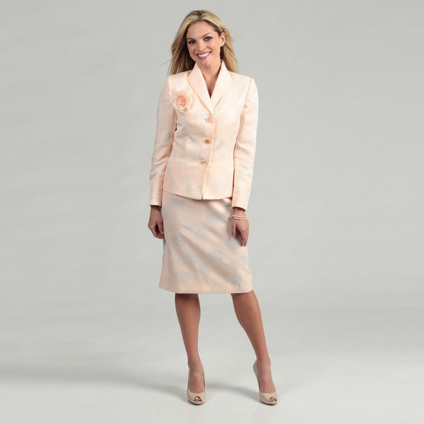 Womens White Skirt Suits 27