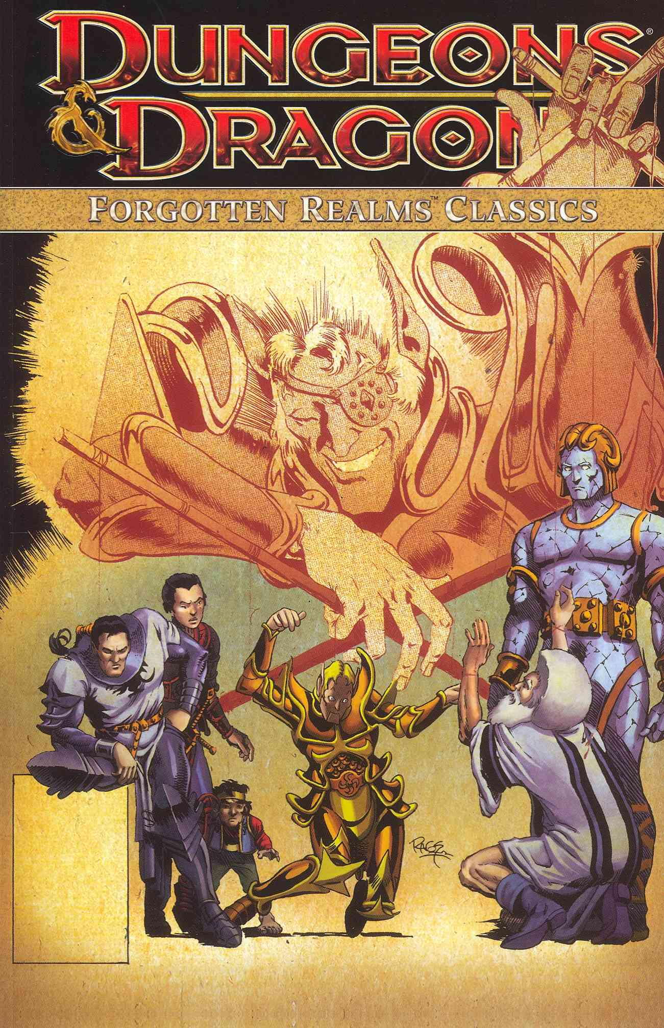 Dungeons & Dragons 3: Forgotten Realms Classics (Paperback)