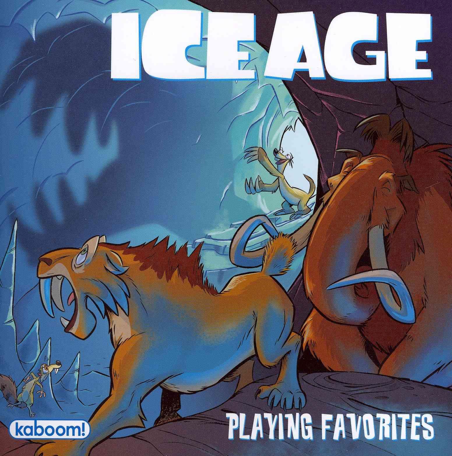 Ice Age: Playing Favorites (Paperback)