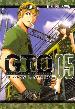 Gto 14 Days in Shonan 5 (Paperback)