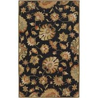 Hand Tufted Pindus Wool Area Rug (7'6 x 9'6)