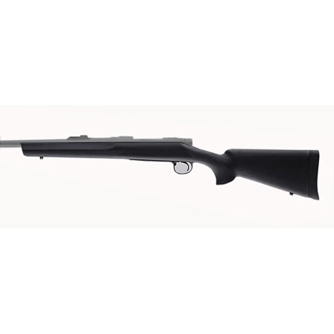 Hogue Remington 700 LA BDL with Bed Block Rubber Overmold Stock