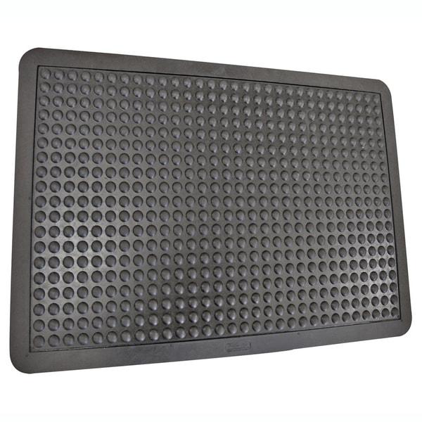 Rubber-Cal Bubble-Top Anti-Fatigue Floor Mat