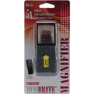 Carson Optical 'MiniBrite' Lighted Magnifier