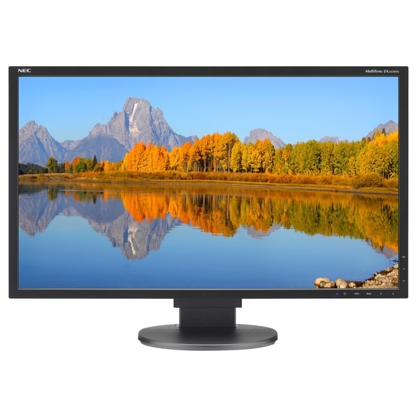 "NEC Display MultiSync EA243WM-BK 24"" LED LCD Monitor - 16:10 - 5 ms"