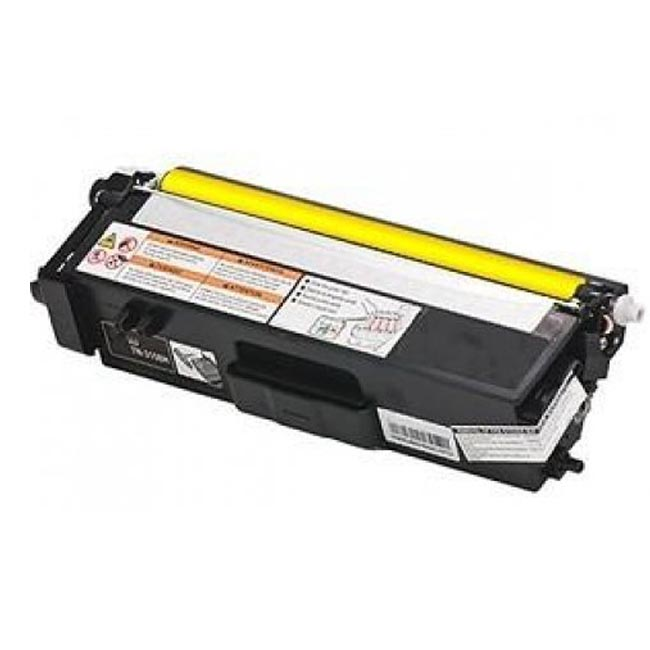 Brother Compatible Yellow Toner Cartridge