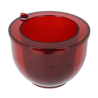 Wonder Planter Red Self-watering 6.5 in. H x 9 in. W Plant Container