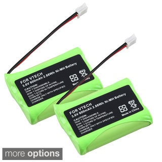 INSTEN Compatible Ni-MH Battery for VTech 89-1323-00-00 Cordless Phone (Pack of 2)