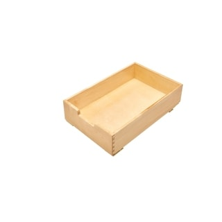 Rev-A-Shelf 4WDB-15 Medium Wood Pull-out Cabinet Drawer