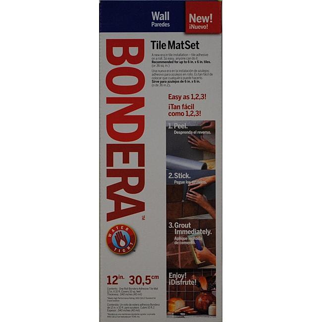 ICL Bondera Tile MatSet Adhesive Roll (12 inches x 10 feet)