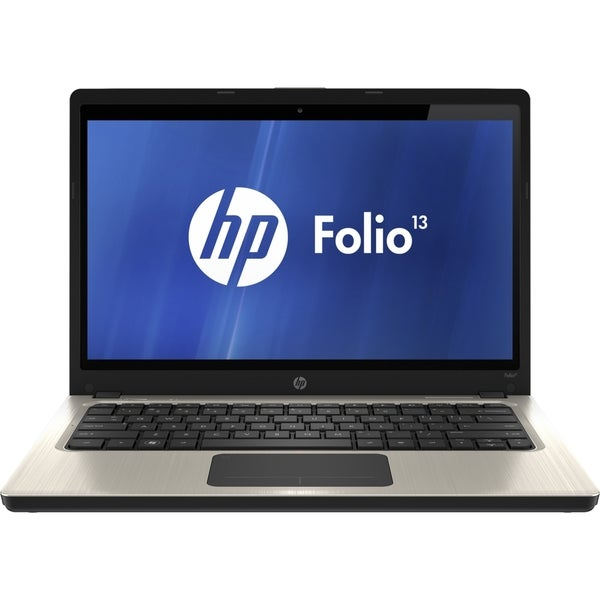 """HP Folio 13 B2A32UT 13.3"""" LED Ultrabook - Core i5 i5-2467M 1.6GHz 136"""