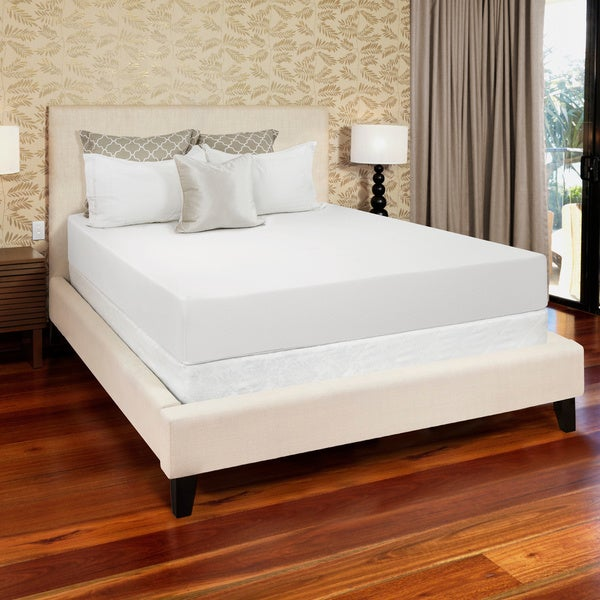 Select Luxury Gel Memory Foam 8-inch Full-size Medium Firm Mattress