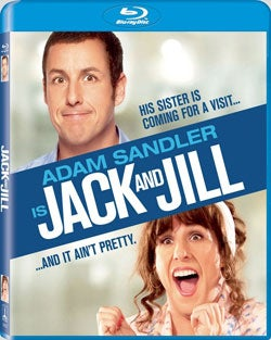 Jack and Jill (Blu-ray Disc)