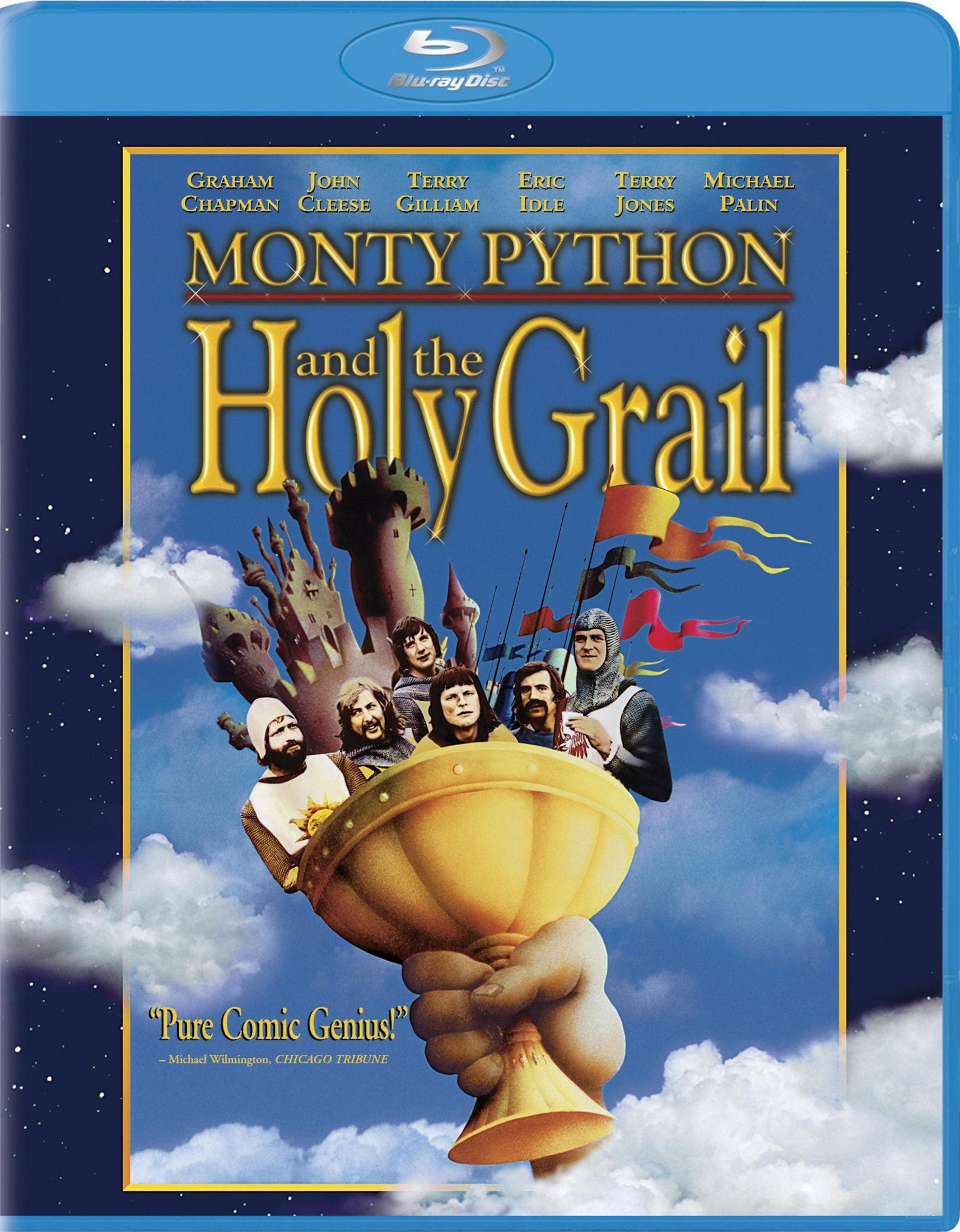 Monty Python and The Holy Grail (35th Anniversary Edition) (Blu-ray Disc)