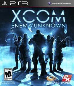 PS3 - Xcom Enemy Unknown