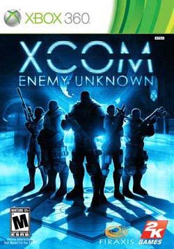 Xbox 360 - Xcom Enemy Unknown