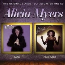 ALICIA MYERS - ALICIA/ALICIA AGAIN