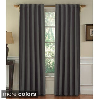 Posh Insulated Blackout 95-inch Curtain Panel Pair - Free Shipping ...
