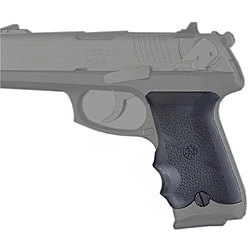 Hogue Ruger P93/ P94 with Finger Grooves Rubber Grip