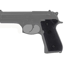 Hogue Beretta 92F/ 92FS/ 92SB/ 96/ M9 Rubber Grip