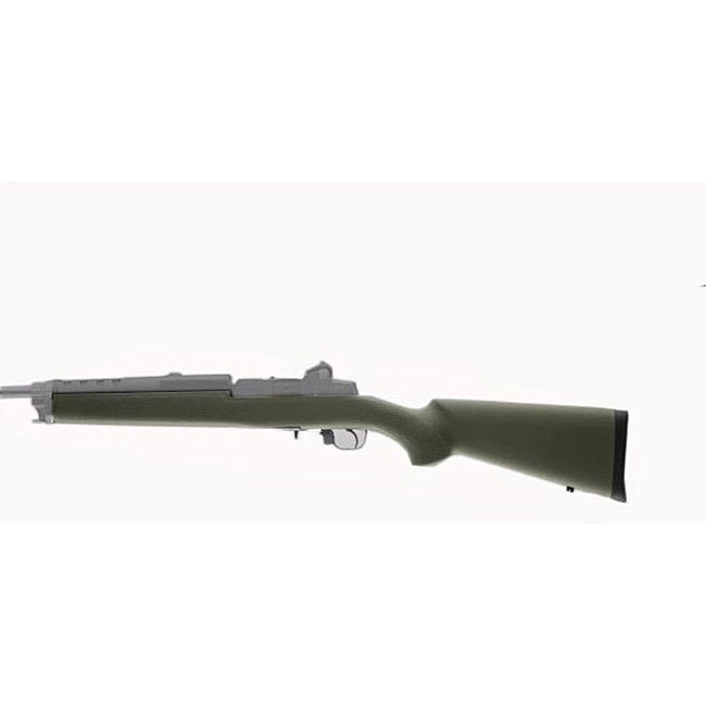 Hogue Olive Drab Green Ruger Mini 14/30 Overmold Stock