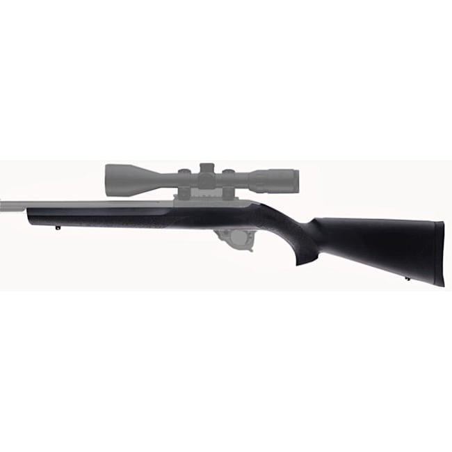 Hogue Rugar 10-22 Standard Magnum Overmolded Rubber Stock