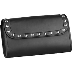 Raider Black Studded Windshield Bag - Thumbnail 0
