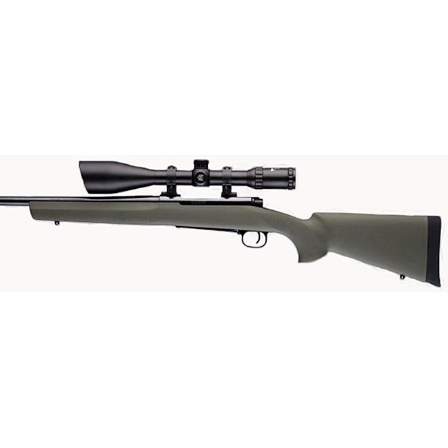 Hogue Olive Drab Green Win M70 SA Overmold Rifle Stock