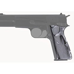 Hogue Black Pearl Browning Hi-Power Grip Panels