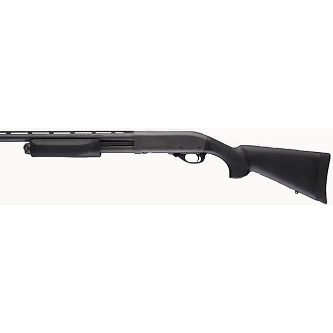 Hogue Black Remington 870 with Forend Rubber Overmold Stock Kit