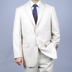Men's Bone 2-Button Suit