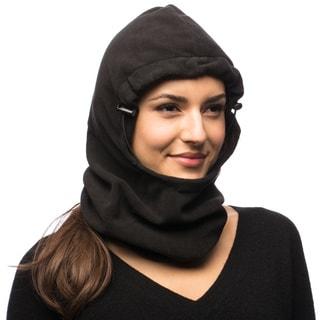 Raider Black Deluxe Fleece Hood