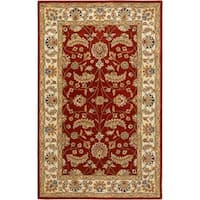 Hand-tufted Campobello Wool Area Rug (9' x 12')