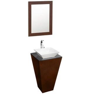 Wyndham Collection Esprit Espresso  Single Bathroom Vanity Set