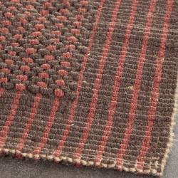 Safavieh Casual Natural Fiber Hand-Woven Loop Sisal Brown Rug (8' x 10')