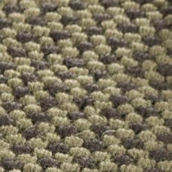 Safavieh Casual Natural Fiber Hand-Woven Loop Charcoal Grey/ Green Rug (8' x 10') - Thumbnail 2