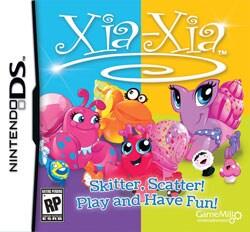 Nintendo DS - Xia - Xia