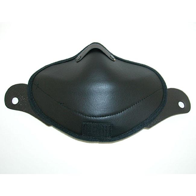 Raider Black Plastic MX Helmet Breath Deflector for Adult...