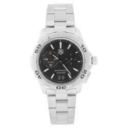 Tag Heuer Men's WAP111Z.BA0831 Aquaracer Stainless Steel Watch