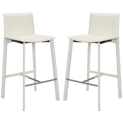 Astounding Buy Set Of 2 Counter Bar Stools Online At Overstock Our Bralicious Painted Fabric Chair Ideas Braliciousco