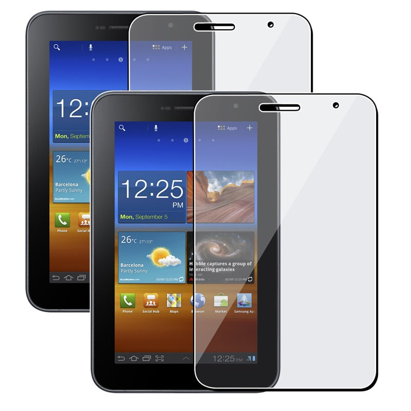 Screen Protector for Samsung Galaxy Tab 7.0 (Pack of 2) - Thumbnail 0