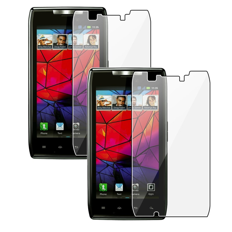 Anti-Glare Screen Protector for Motorola Droid RAZR XT910 (Pack of 2)