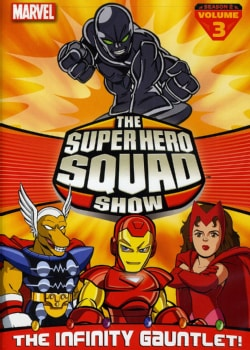 The Super Hero Squad Show: The Infinity Gauntlet Season 2 Vol. 3 (DVD)
