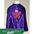 Power Capes Bubblegum Flower Purple Superhero Cape