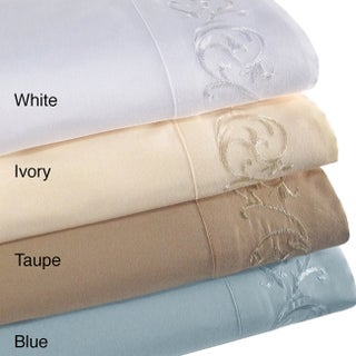 Symphony Microfiber 4-piece Full-size Sheet Set (3 options available)
