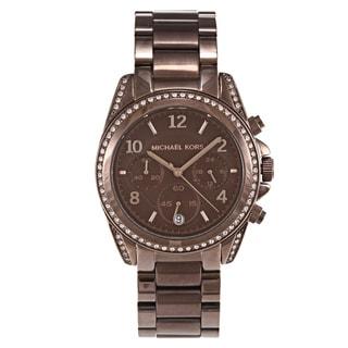 Michael Kors Women's MK5493 Runway Watch